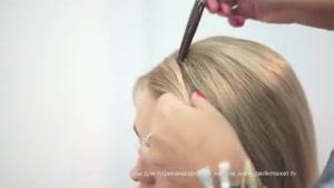آموزش چند مدل بافت موی زیبا و شیک