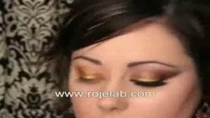 آموزش آرایش برنزه
