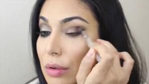 آموزش یک آرایش دودی فوق العاده جذاب