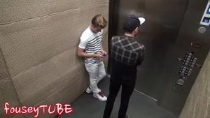 دوربین مخفی مورتال کمبت در آسانسور قسمت اول