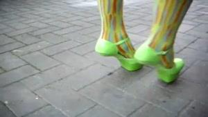 کفش پاشنه بالا
