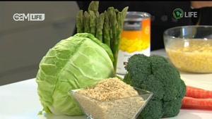 مواد غذایی حاوی فیبر