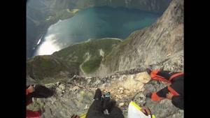 صحنه های زیبا از حرکات خطرناک ورزشی