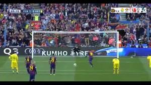 بارسلونا۶-۰ختافه