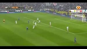 یوونتوس ۱-۰ موناکو