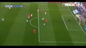 سویا ۲-۲ بارسلونا