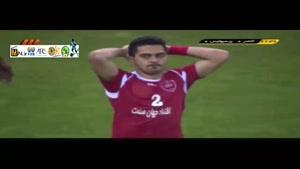 پرسپولیس۱-۰ النصرعربستان