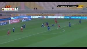 استقلال خوزستان 1-1 پرسپولیس
