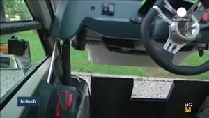 خودرویی تازه برای معلولان