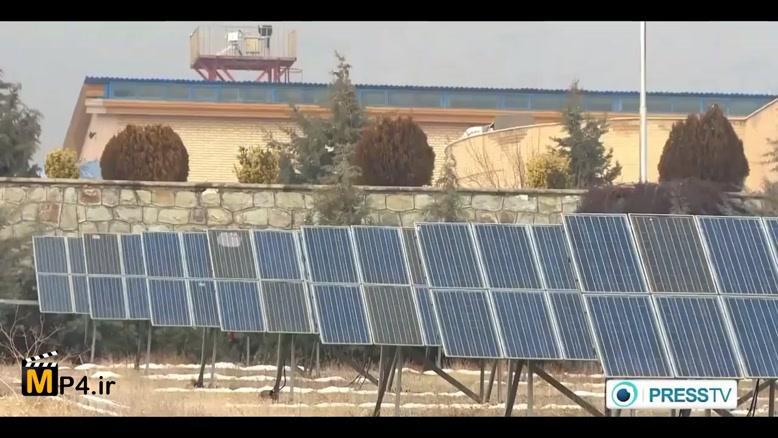 تجهيزات صلح آميز فناوري هسته اي ايران