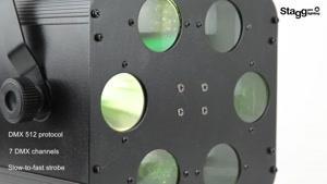 نورپردازی حرفه ای Stagg مدل Proteus