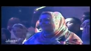 کنسرت محمد علیزاده و اجرای یک قطعه عاشقانه