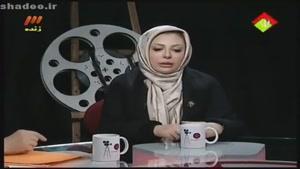 مصاحبه با نیوشا ضیغمی در برنامه هفت