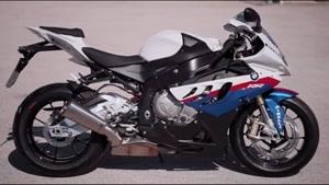 موتور سیکلت بی ام دبلیو S۱۰۰۰RR