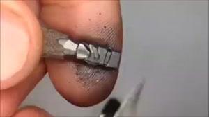 هنرنمایی با نوک مداد
