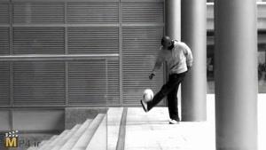 حرکات نمایشی با توپ بخش ۱