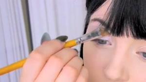آرایش جذاب با عینک