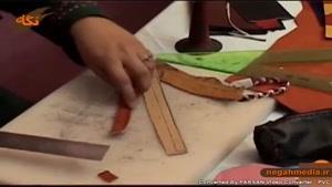 آموزش ساخت دستبند چرم