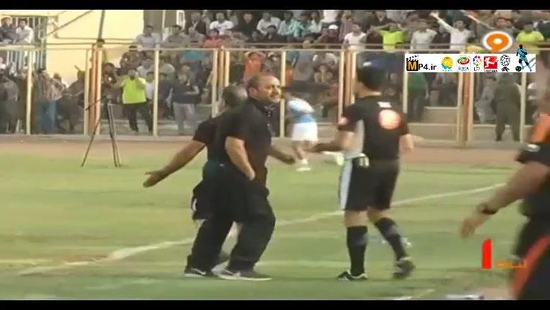مس رفسنجان ۰-۰ مس کرمان