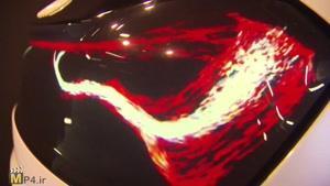 چراغ های OLED آئودی در آینده