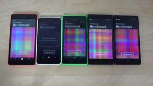 Microsoft Lumia ۵۳۵ vs. ۶۳۵ vs. ۷۳۵ vs. ۸۳۰