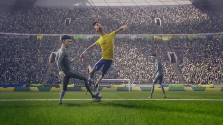 انیمیشن نایک فوتبال - آخرین بازی