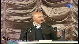 سخنرانی دکتر الهی قمشه ای - هنر و تزکیه نفس