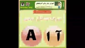 آموزش زبان ترکی آذربایجانی - حروف صدادار