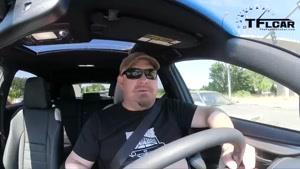 اولین تجربه رانندگی با لکسوس NX F-sport