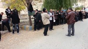مراسم عزاداری حسینی در آغبلاغ آذربایجان