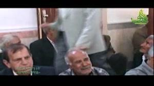 مداحی آذری حاج مقصود ارفعی خسروشاهی