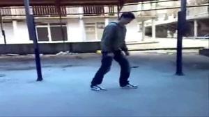 یادگیری رقص SHUFFLE