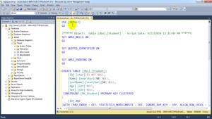 آموزش SQL SERVER ۲۰۱۲ قسمت ۶۱