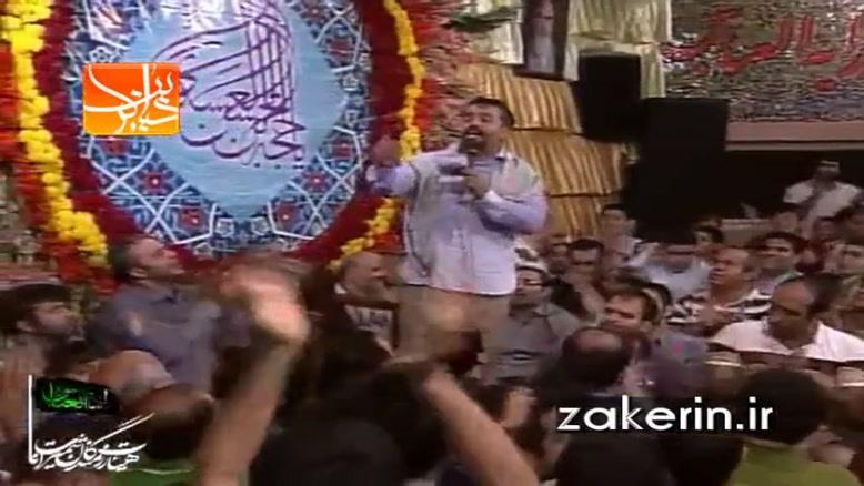 مولودی میلاد امام زمان (عج) - محمود کریمی