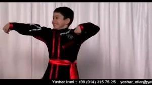 آموزش رقص ملی آذربایجانی