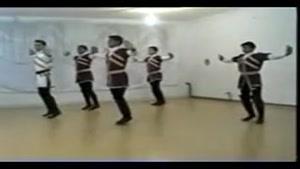 آموزش رقص ایرانی آذری 8