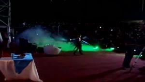 رقص آذربایجانی با آهنگ رحیم شهریاری