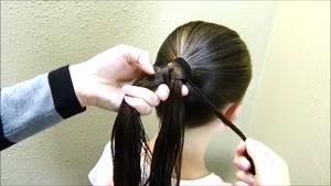 آموزش بافت مو-لبه برگشته بسییییارزیبا