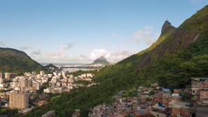 زیبایی فریبنده ریو دوژانیرو - با کیفیت ۴k