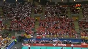 لیگ جهانی والیبال ۲۰۱۵ - ایران و لهستان - ست چهارم