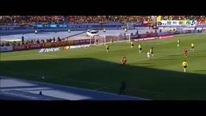 کلمبیا ۰-۱ ونزوئلا