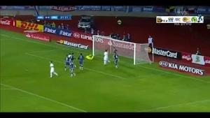 آرژانتین ۱-۰ اروگوئه