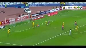 پاراگوئه ۱-۰ جامائیکا