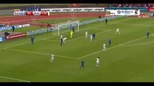 ایسلند ۲-۱ جمهوری چک