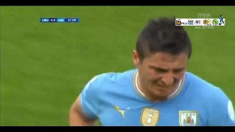 اروگوئه ۱-۰ جامائیکا
