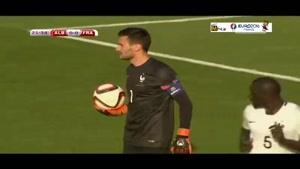 آلبانی ۱-۰ فرانسه