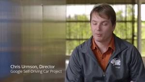 ماشین بدون راننده گوگل