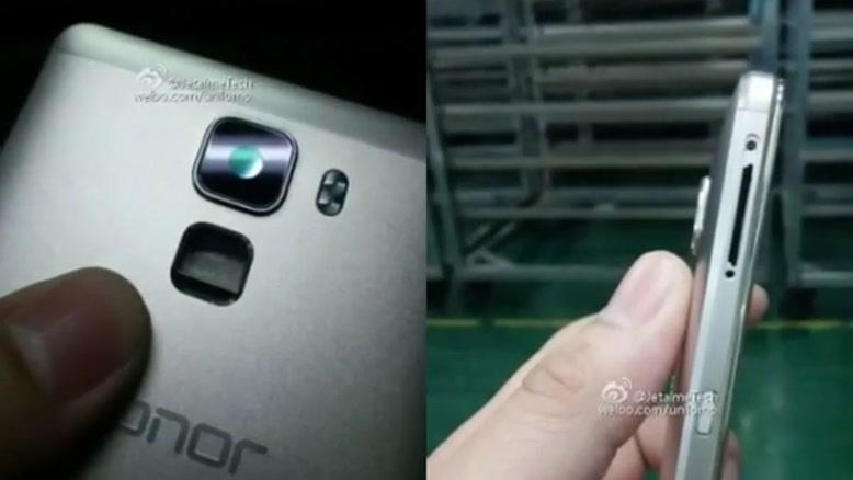 بررسی گوشی هوشمند Huawei Honor7