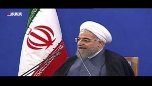 روحانی: توافق هستهای به زیان هیچ کس نخواهد بود