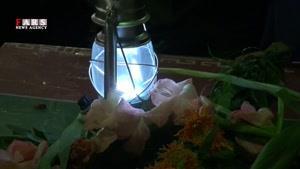 وداع مردم تهران با ۱۷۵ شهید غواص دست بسته